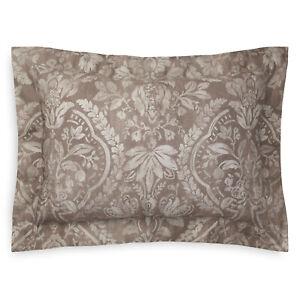 Ralph Lauren STANDARD Pillow Sham Cotton Sonoma Valley NATURAL 349