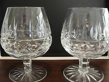 WATERFORD KYLEMORE  2 BRANDY GLASSES