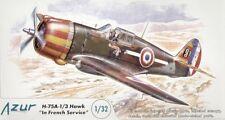 """AZUR 1/32 H-75A-1/3 HAWK """"en français Service"""" # 4532"""