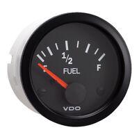 "VDO Viewline Pyrometer Exhaust Gas Gauge 52mm 2/"" 100-900C Black A2C59510721"