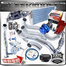 Fits 1995-1998 Nissan 240SX S14 s15 SS MANIFOLDT + T3/T4 Turbo Kits