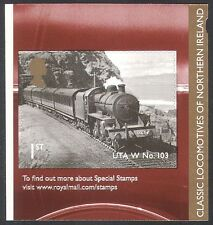 GB 2013 Trains/Steam Engine/Locomotives/Railway/Rail/Transport 1v s/a (b8550l)