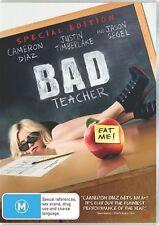 Bad Teacher (DVD, 2011)