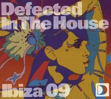 Defected In The House Ibiza  09     2-cd boxset  new in seal.