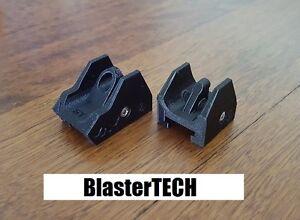 Iron Sight for Nerf Blaster Scope (Black)