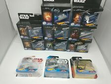 Hot Wheels Starships-Your Choice of Star Wars Vehicle by Mattel-NIB Wide Variety