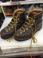 Munari Vibram Women's Hiking Snow Waterproof Leather Boots 9 , Vintage