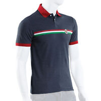 SIDI CASUALS POLO SHIRT HERITAGE GREY MOTORCYCLE TRACK PADDOCK WEAR