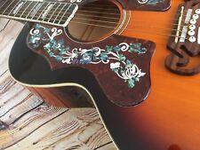 Zurdo Guitarra Acústica Pickguard j200 sj200 ej200 Suzuki Alverez Colón
