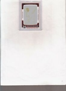 2013/14 UD THE CUP TYLER JOHNSON ROOKIE MASTERPIECES YELLOW PRINTING PLATE #d1/1