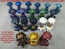 LOT! 3pcs Creation Crystal Skylanders Imaginators Figures *SEND RANDOMLY*