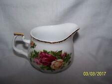 Royal Albert ~ Old Country Rose ~ Cream/milk jug ~ 8cms