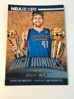 2014-15 NBA Hoops High Honors Dirk Nowitzki #23 Finals MVP Dallas Mavericks