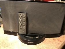 Bose SoundDock Series II Black Digital Music Speaker System for iPod iPhone