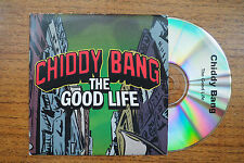 "CHIDDY BANG ""The Good Life"" PROMO CD Chidera Anamege"