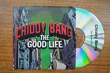 """CHIDDY BANG """"The Good Life"""" PROMO CD Chidera Anamege"""