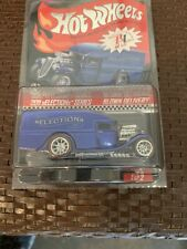 Hot Wheels 2011 Blown Delivery Selections Blue Number 5894/9408