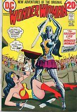 WONDER WOMAN #204 1st Nubia DC Comics 1973 VF-