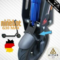 🛴Kotflügelhalterung MONORIM🛴 Electric Scooter Ninebot G30 MAX 3D Printed