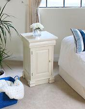 Mahogany Bedside Cabinet Lamp Table Baumhaus Cadence Ref IMD 10B BARGAIN
