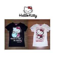 Hello Kitty T-Shirt 2 Farben 4 Größen