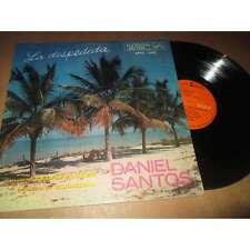 DANIEL SANTOS - la despedida - RCA VICTOR LPVC 243 COLOMBIA Lp