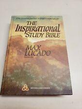 The Inspirational Study Bible Max Lucado