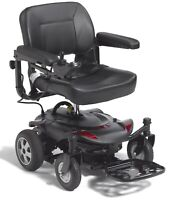 Drive Medical Titan LTE Portable Powerchair Mobility Electric Wheelchair NEW