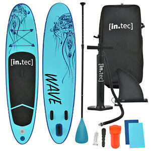B-WARE in.tec Stand Up Paddle Board 305cm Surfboard SUP Paddelboard Wellenreiter