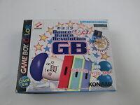 Dace Dance Revolution Ohasta Game Boy GB Japan Ver