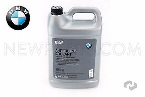 NEW OES For BMW Mini Coolant Antifreeze Blue Color 100% Concentrated 1 Gallon