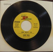 *ULTRA RARE SOUL CROSSOVER PRESS*ERNIE HINES-WHAT WOULD I DO XPA-1809