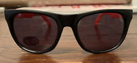 Set Of 4 - CAPTAIN MORGAN RED AND BLACK UV SUN GLASSES  NEW- UV-PROTECTION