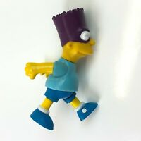 Rare The Simpsons Bartman Bart Simpson Action Figure 1990 Mattel Vintage Toy