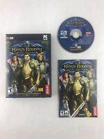 King's Bounty: The Legend PC DVD Game Atari Katauri International
