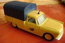Peugeot  404 Pick Up Ptt  Eligor   1/43