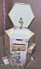 Enchantmints Treasure Tower Music Jewelry Box, Dance Of The Sugar Plum Fairy