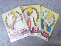 MYSTIC ARK Comic Complete Set 1-3 AKIRAKO IWASA Book EX*