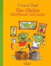 Die Olchis - Allerhand und mehr von Erhard Dietl (2003, Gebundene Ausgabe)