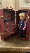 Amazing Ally With Carry Case Vintage 1999 Playmates With Case With Accessories