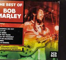 Bob Marley-The Best Of 3 cd album box