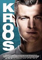 KROOS - Orig.Groß-Kino-Plakat A0 - Dokumentation - Toni Kroos