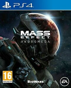 Mass Effect Andromeda (PS4) BRAND NEW AND SEALED