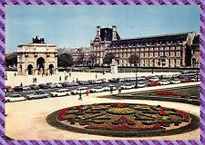 Carte Postale - Paris - L'Arc de triomphe du Carrousel et le louvre