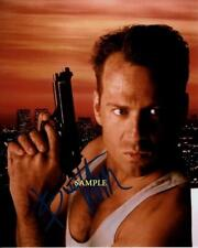 Bruce Willis #3 Reprint Signed 8X10 Photo Autographed Man Cave Gift Die Hard