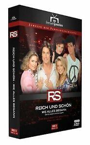 Reich und Schön - Box 5: Wie alles begann, Folgen 101-125... | DVD | Zustand gut