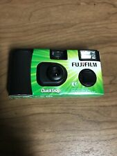 Fuji Film Quick Snap 35Mm Disposable Flash Camera 27 Exposures 800 Speed