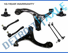 Lower Control Arms Ball Joints Tierods for 2006-2009 2010 2011 Hyundai Accent