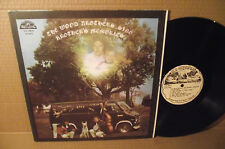 THE WOOD BROTHERS rare private BLUEGRASS / BLUEGRASS GOSPEL LP glossy ex HEAR IT