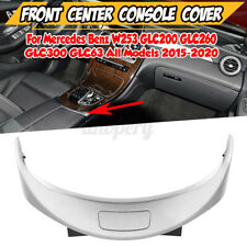 For Mercedes C W205 15-20 STOWAGE TRAY FRONT COVER C200 C300 C43 C63 A2056803407